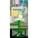 Likör und weißer Alkohol